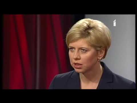 """Veselības ministre piedalās LTV raidījumā """"1:1"""""""