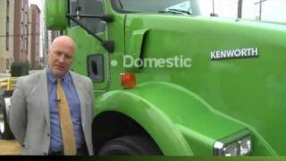 Kenworth T800 Natural Gas Truck Overview