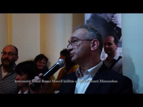 Breuer Marcell kiállítás az Iparművészeti Múzeumban