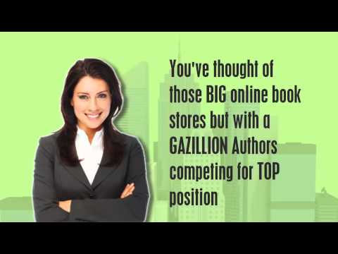 Sell ebook online. How to self publish an ebook for FREE