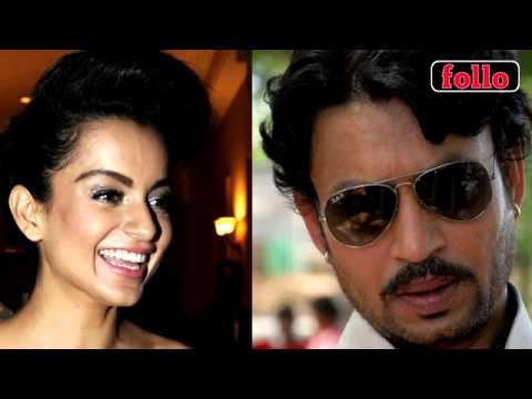 Kangana Ranaut, Irrfan Khan 'Divine Lovers' No More!