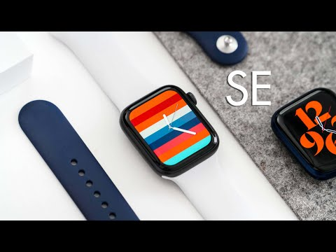 Apple Watch SE UNBOXING - THIS IS THE ONE TO BUY!