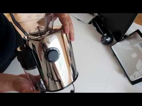 Im Test: Die WMF Skyline Kaffeemühle