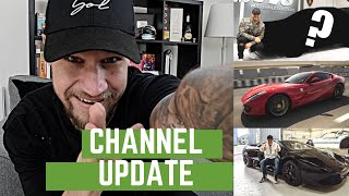 COVID-19 Channel Update by Supercars of London