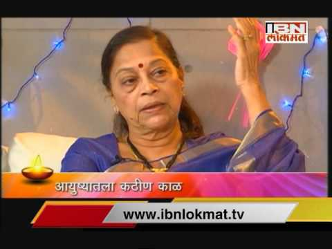 IBN Lokmat Diwali Special Show With Seema Deo And Smita Deo (Part2)