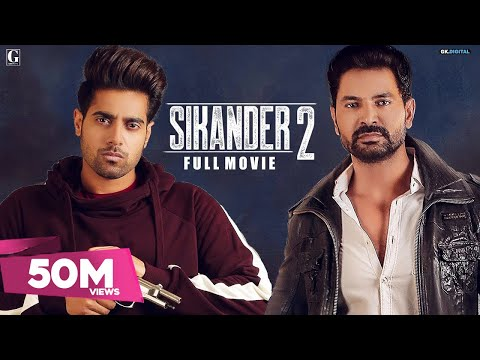 SIKANDER 2 (Full Movie) Guri | Kartar Cheema | Latest Punjabi Movies 2020 | Geet MP3
