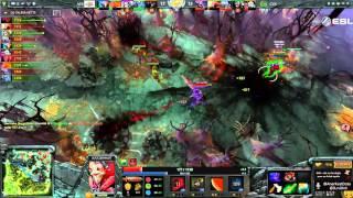 ESL Series FR Avril 15 - ASR vs CyA - Game 2