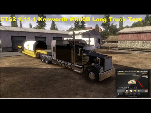 Kenworth w900 Fix v1.11