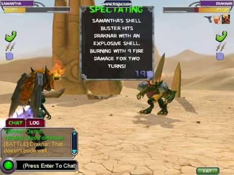 Freaky Creatures online multiplayer action figures virtual worlds social networking - PC