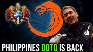 Video Philippines Doto is Back! inYourdreaM New Pro Team TNC Tigers - EPIC Dota 2 MP3, 3GP, MP4, WEBM, AVI, FLV Juli 2018