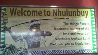 Nhulunbuy Australia  city photos : Nhulunbuy Police, Arnhem Land - NT Australia. The real 'Running man challenge' (PART 1)