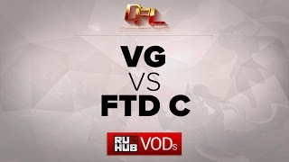 VG vs FTD.C, game 2