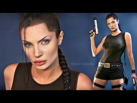 Lara Croft (Tomb Raider) Makeup / Hair / Costume - Cosplay Tutorial