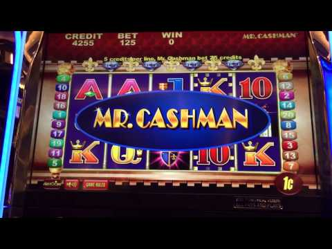 SUPER BIG WIN!!! (AKA: HOW THE F@CK DID I WIN??!) MR. CASHMAN Slot Machine