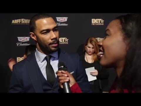 "Omari Hardwick Explains Why He Left ""Being Mary Jane."""
