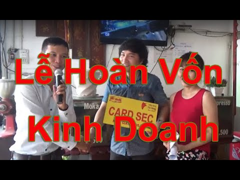 Hoàn vốn đầu tư cafe, kinh doanh cafe nhượng quyền