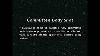 Buakaw Breakdown: Left Hook & Right Kick