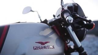 8. 2016 Moto Guzzi V7 Racer II