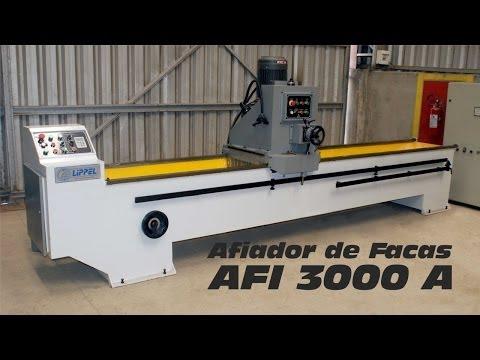 Afiador de Facas e Lâminas automático AFI 3000 A