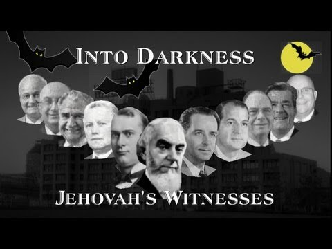 Into Darkness – Jehovah's witnesses history – Scans provided