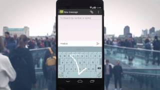 SwiftKey Keyboard YouTube video