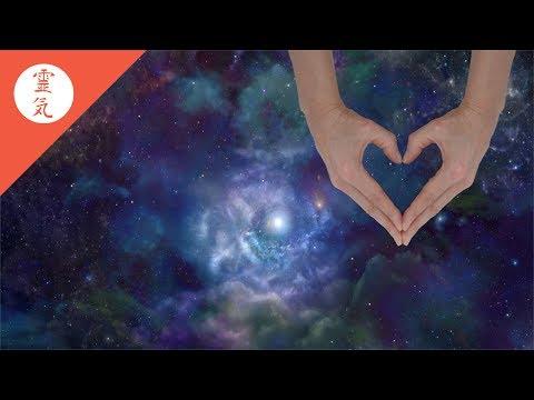 Reiki Music: Universal Healing Energy Music, Unconditional Love, Deep Meditation.