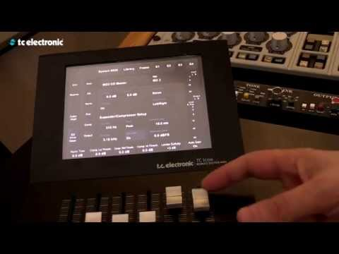 In this video Maor Appelbaum shows how he uses the MD3 algorithm for the System 6000 from TC Electronic when mastering music.  MD3 is a multi-band dynamics processing algorithm  Read more about: System 6000: http://www.tcelectronic.com/new-system-6000-concept/ TC ICON: http://www.tcelectronic.com/tc-icon/ MD3 Algorithm: http://www.tcelectronic.com/md3-system-6000/