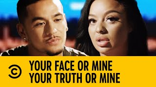 Marcellina Explains Why She Gets Jealous | Bullsh*t Detector | Your Face Or Mine 6