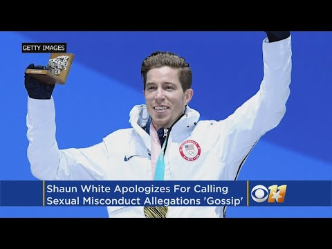 Shaun White Apologizes For Comments On Sexual Misconduct Lawsuit