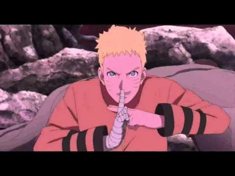 Boruto Naruto The Movie Trailer 2 Audio Latino
