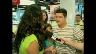 Reportagem da TV Record, em Goiás, sobre o idioma Esperanto, a Língua Internacional. Data da gravação: 29/11/12. Mais informações sobre o Esperanto, ...