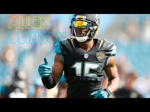 "Allen Robinson Career Highlights """