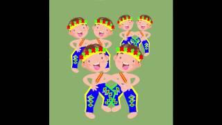 歌謠篇 知本卑南語 08senay za takuvakuvan 青少年組歌謠之二-童謠
