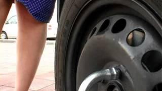 תיקון פנצ'ר ברכב
