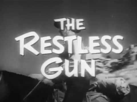 Weekend Westerns - THE RESTLESS GUN