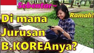 Video Orang Korea Kaget Lihat Universitas INDONESIA MP3, 3GP, MP4, WEBM, AVI, FLV November 2017