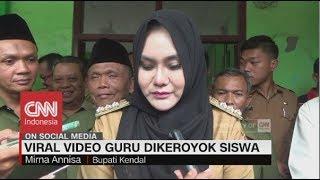 """Video Tanggapan Bupati Kendal Soal Guru """"Dikeroyok"""" Siswa MP3, 3GP, MP4, WEBM, AVI, FLV November 2018"""