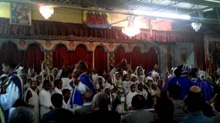 Hosaena @ St. Mary Ethiopian Orthodox Tewahedo Church (Toronto, Canada)