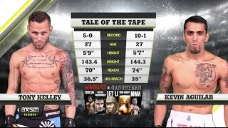 Video Best Fights of 2016: Kevin Aguilar & Tony Kelley In an All Out War at Legacy 57 MP3, 3GP, MP4, WEBM, AVI, FLV Desember 2018