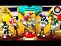 Imaginext Power Rangers King Sphinx Scorpina Figures Battle Power Rangers At Serpent Strike Pyramid