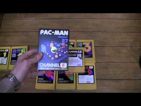 Fairchild Channel F Console Review