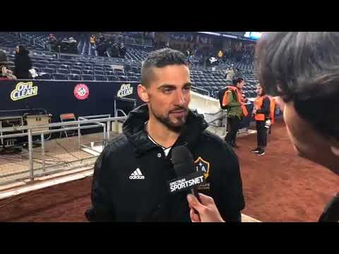 Video: After The Whistle: Sebastian Lletget   March 11, 2018