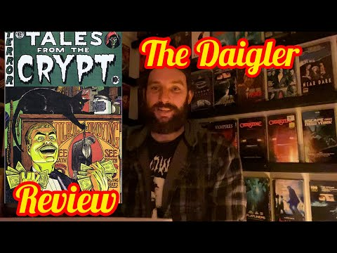 Tales From The Crypt (Season 1 - Episode 3) Review