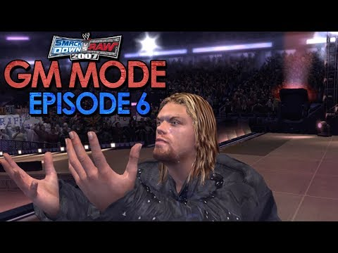 Judgement Day - GM MODE - Smackdown vs. Raw 2007 - Episode 6