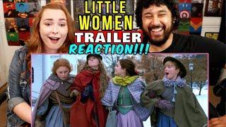 LITTLE WOMEN |  TRAILER (2019) - REACTION!!! by The Reel Rejects