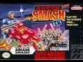 Super Smash T V super Nintendo