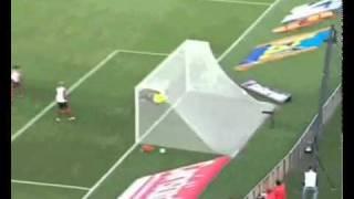 Golaço do Leandro Damião contra o Flamengo