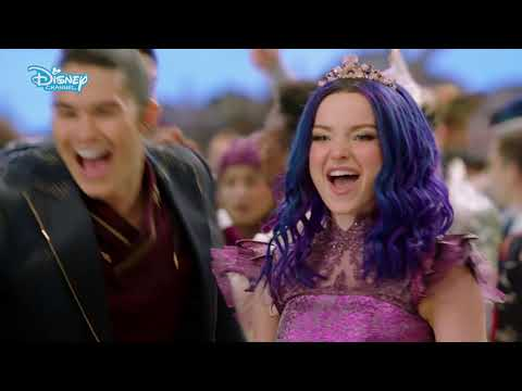 "Descendants 3 - MUSIC LIFT - ""Break this down"""