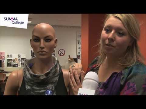 Summa College: Drie winnende ontwerpen Project Eindhoven bij Summa Fashion