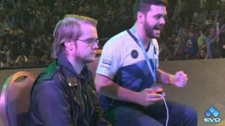 Japanese Commentators Reaction to EVO2016 Melee GF